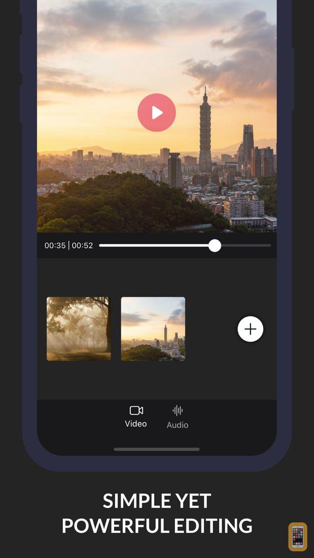 Screenshot - InstaVideo Editor - Trim & Add music to videos