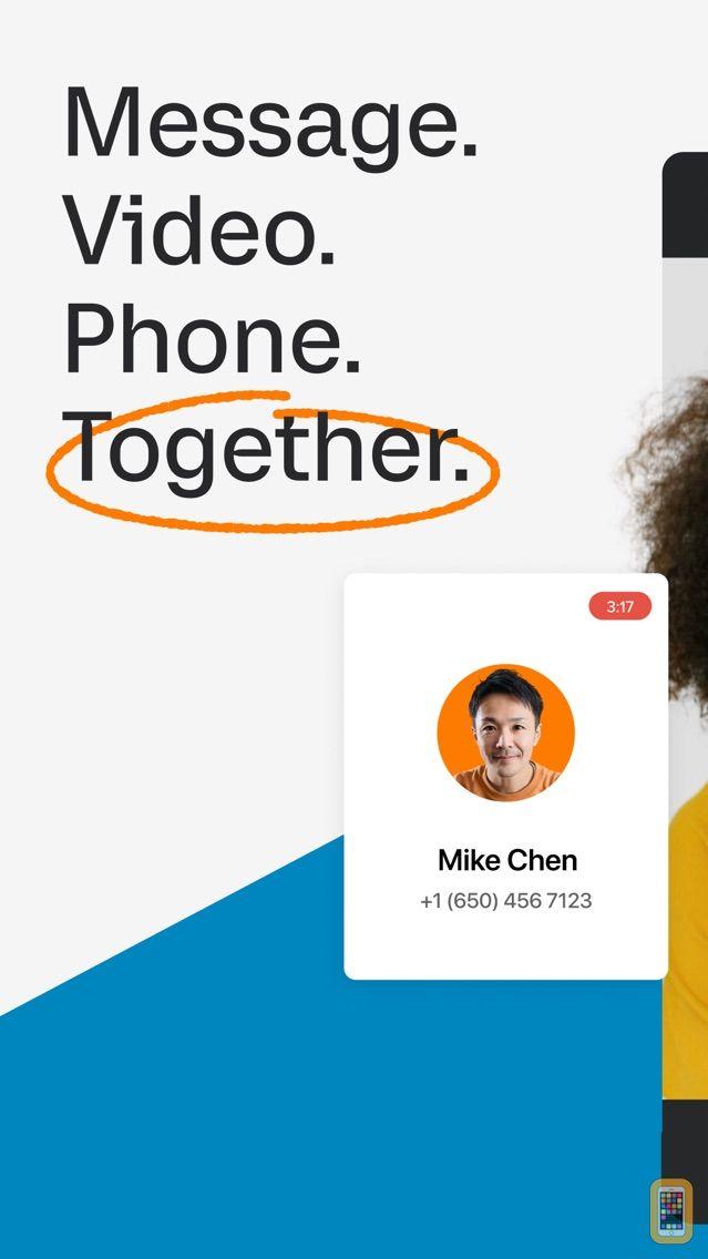 Screenshot - RingCentral Chat, Video, Phone
