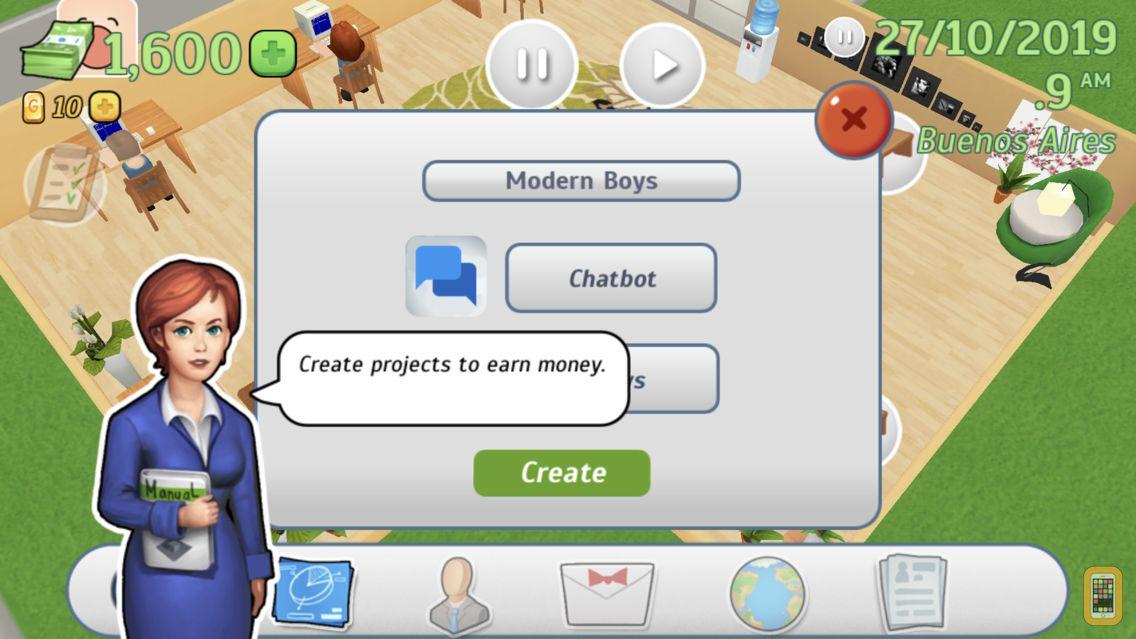 Screenshot - Office Story