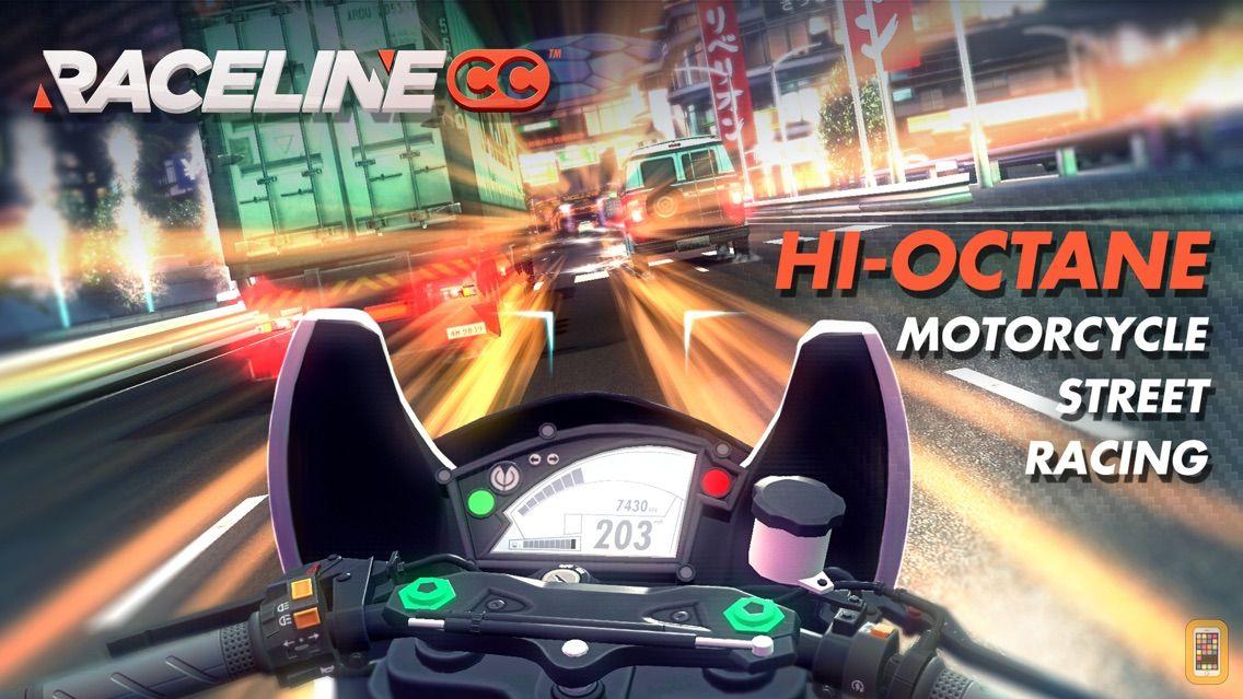 Screenshot - Raceline CC