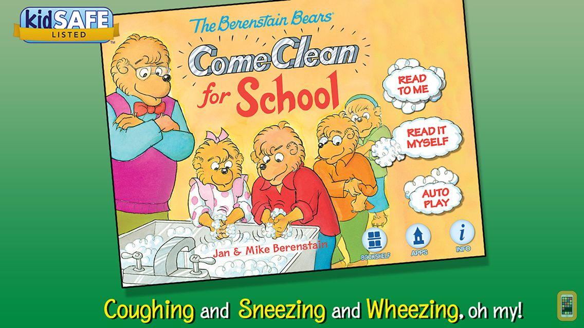 Screenshot - Come Clean for School - BB