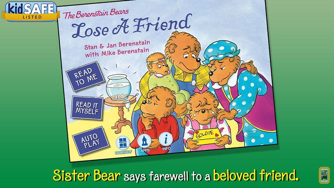 Screenshot - The Berenstain Bears Lose A Friend