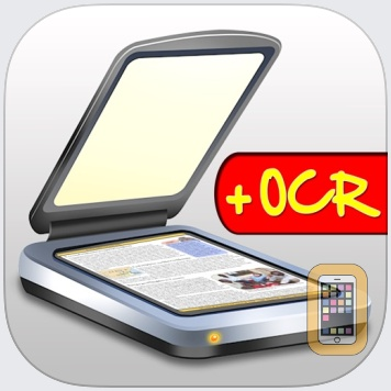 Doc Scanner + OCR: PDF scanner to scan document, receipt, photo by Tri Le (Universal)