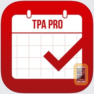 Project App by M. Laheij (iPad)
