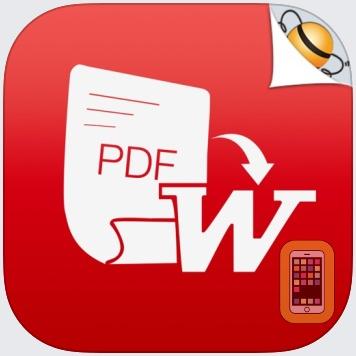 PDF to Word by Feiphone by xu jianwei (Universal)