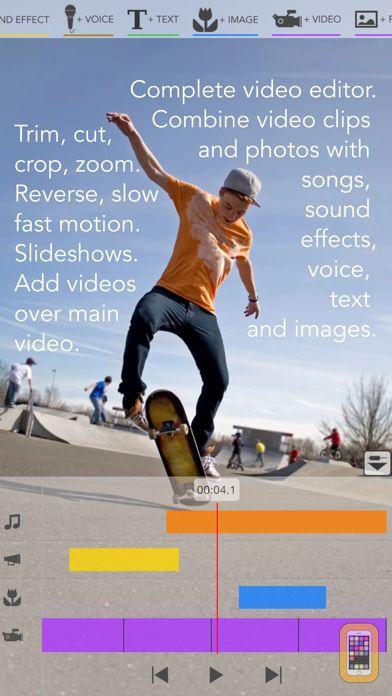 Screenshot - Videocraft - Video Editor Pro