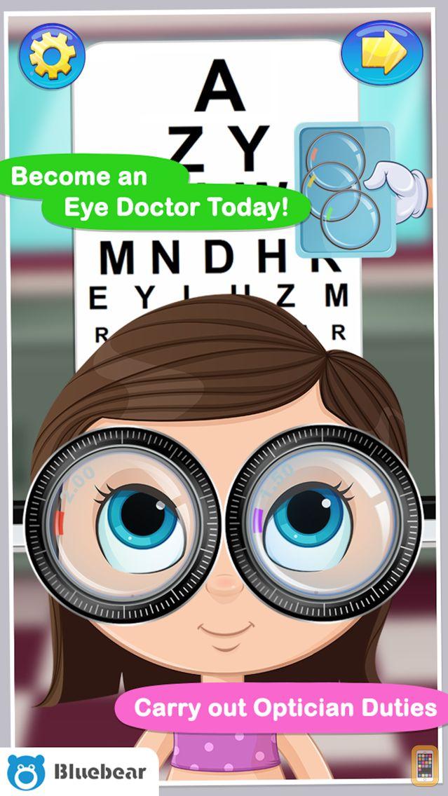 Screenshot - Eye Doctor - Kids games