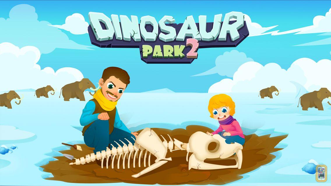 Screenshot - Dinosaur Park 2 -  Kids Games