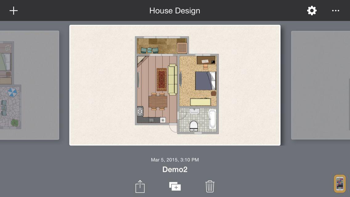 Screenshot - House Design Pro