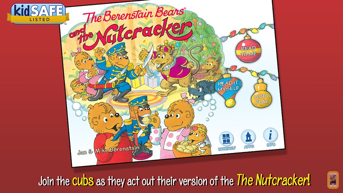Screenshot - The Berenstain Bears and the Nutcracker