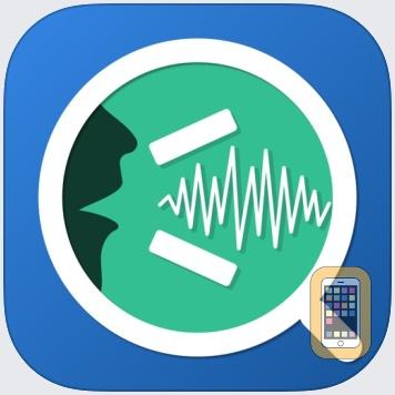 Voice Analyst: pitch & volume by Speechtools Ltd (Universal)