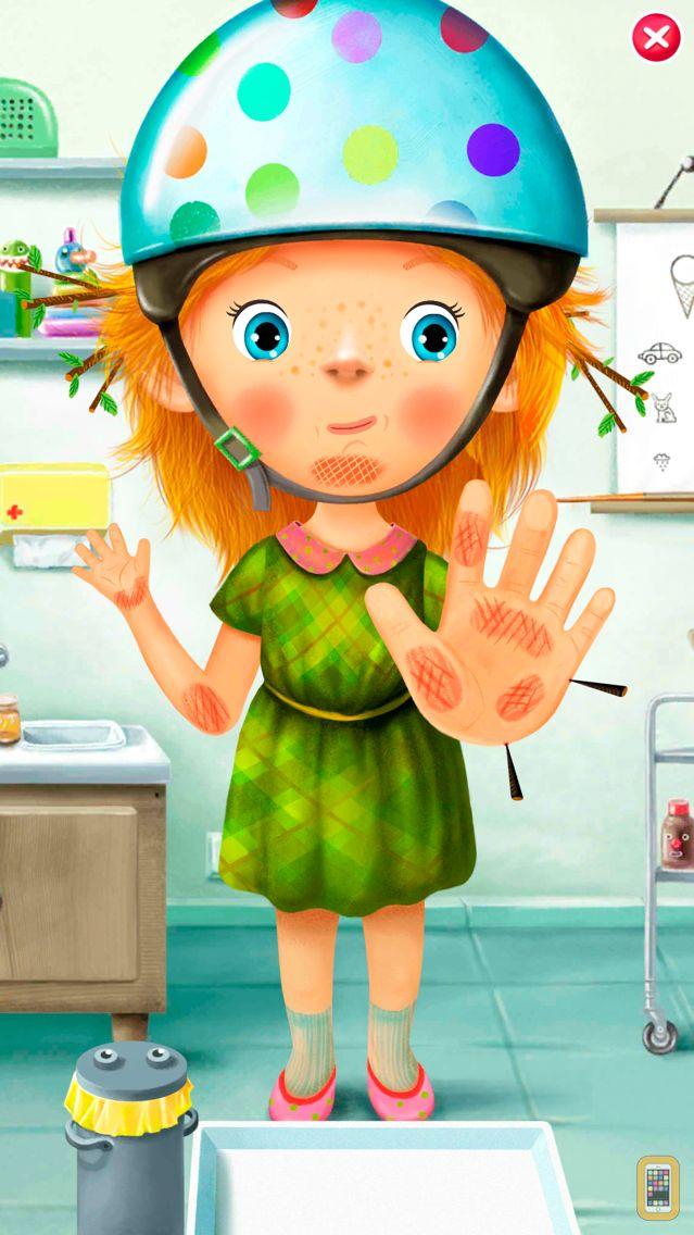 Screenshot - Pepi Doctor