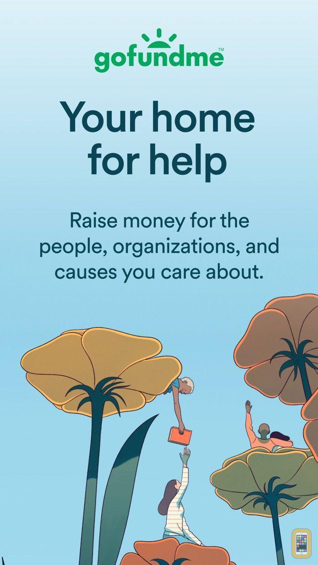 Screenshot - GoFundMe - Online Fundraising