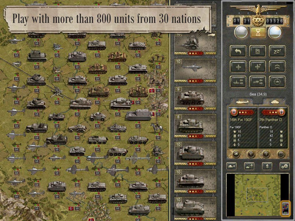 Screenshot - Panzer Corps