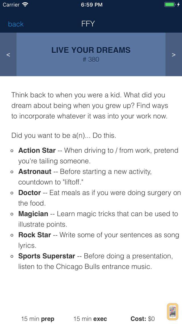 Screenshot - 501 Ways to Use Humor