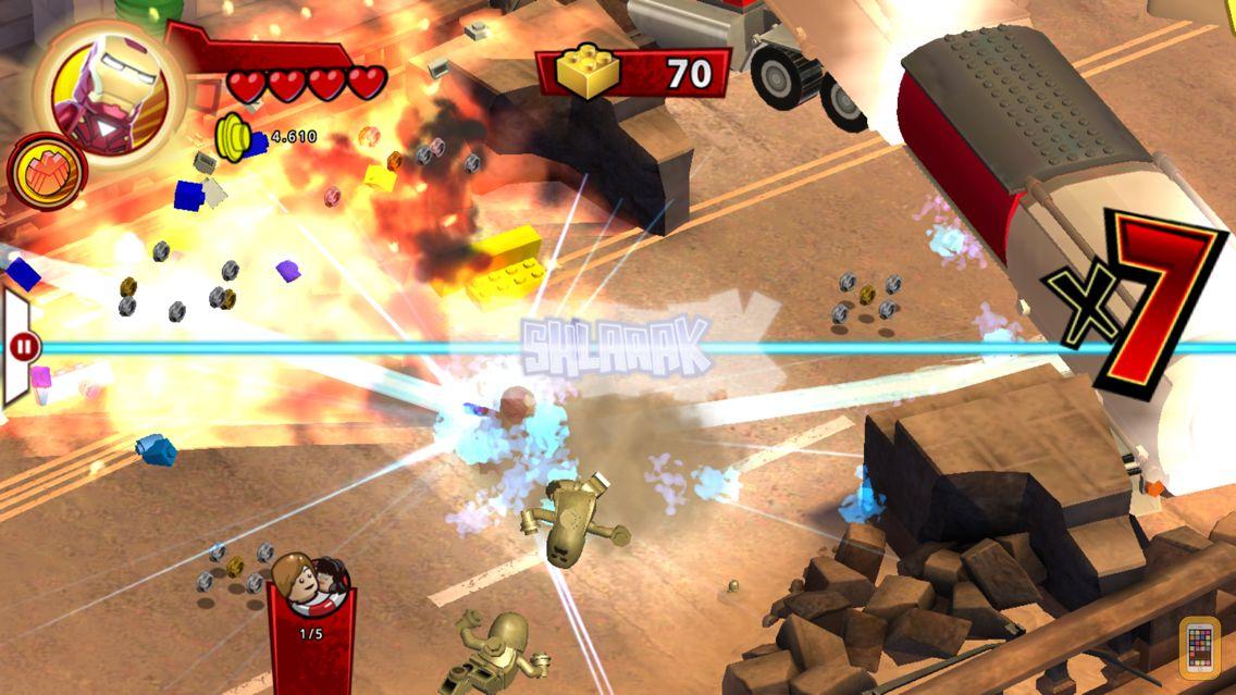 Screenshot - LEGO® Marvel Super Heroes