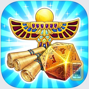Cradle of Empires Match-3 Game by AWEM GAMES LTD (Universal)