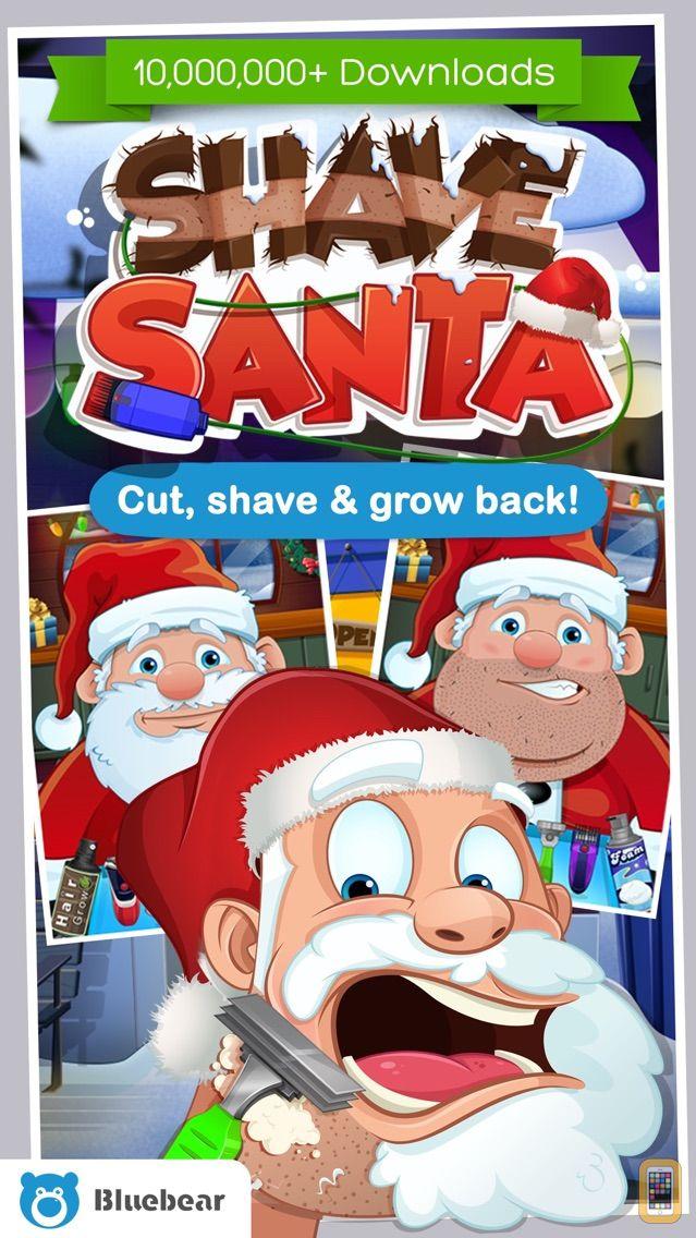Screenshot - Shave Santa