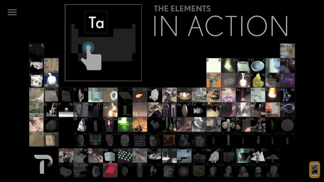 Screenshot - The Elements in Action