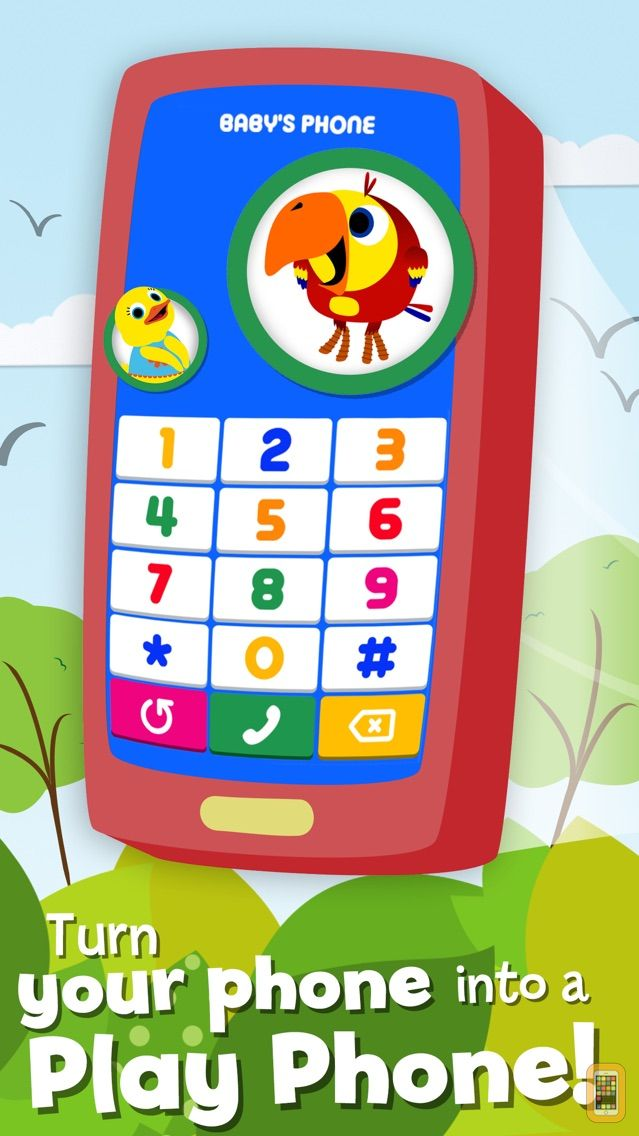 Screenshot - The Original Play Phone
