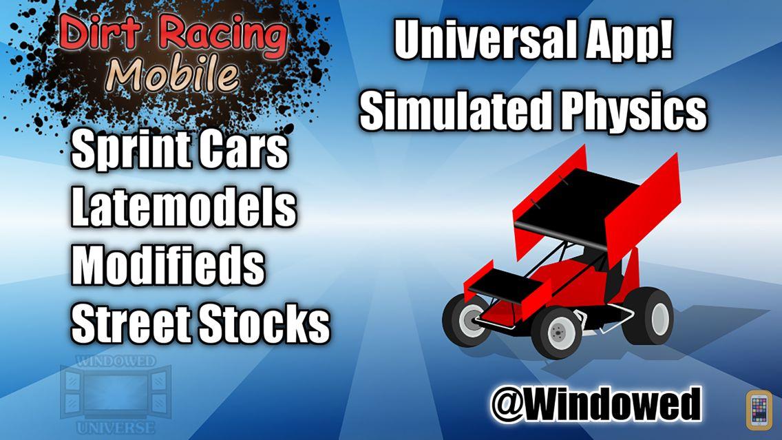 Screenshot - Dirt Racing Mobile