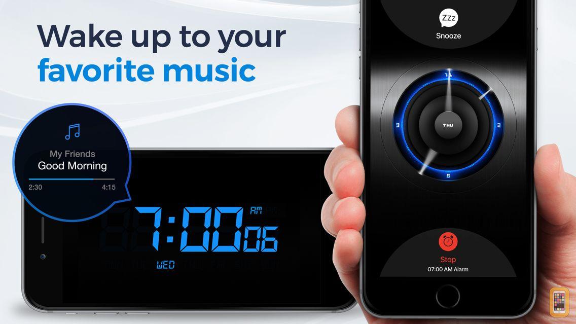 Screenshot - Alarm Clock for Me - Wake Up!