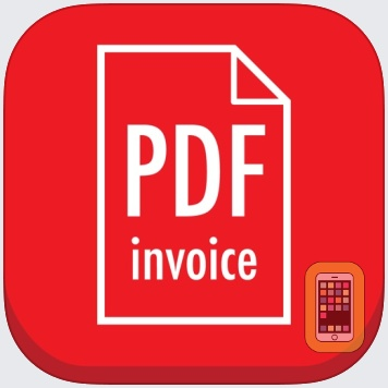 PDF Invoice Generator : Quick and Easy invoicing template app for the mobile freelancers by Maxime Comtois (Universal)