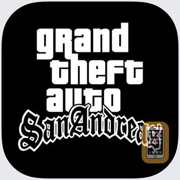 Grand Theft Auto: San Andreas by Rockstar Games (Universal)