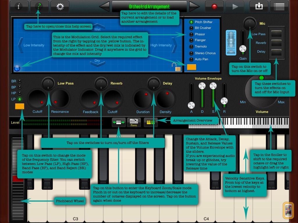 Screenshot - SoundFont Pro