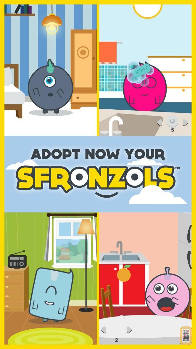 Screenshot - Sfronzols - Virtual Pet