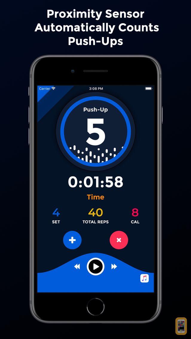 Screenshot - PushFit Pro