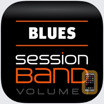 SessionBand Blues 1 by UK Music Apps Ltd (Universal)