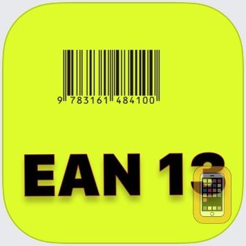 EAN13 BarcodeScan by Joan Barrull (Universal)