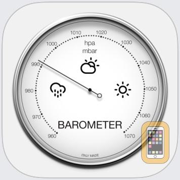 Barometer - Atmospheric pressure by Elton Nallbati (Universal)