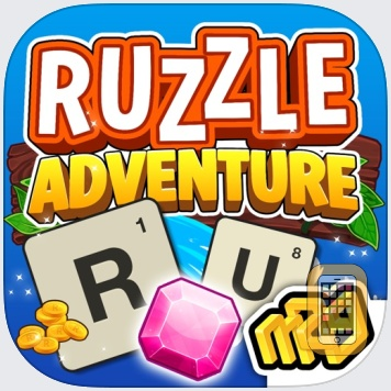 Ruzzle Adventure by MAG Interactive (Universal)