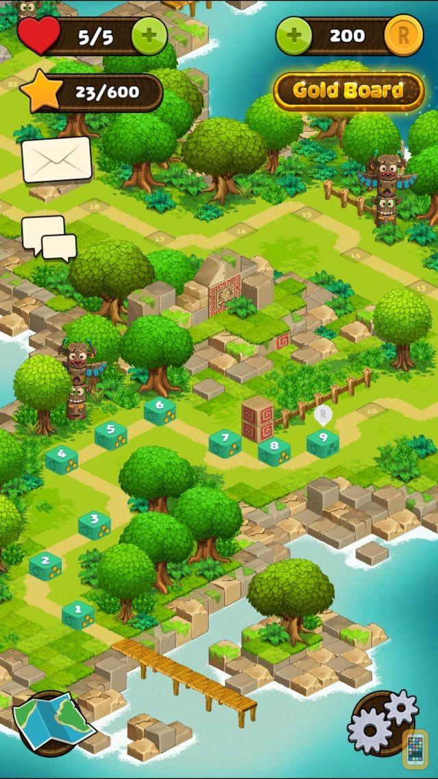 Screenshot - Ruzzle Adventure