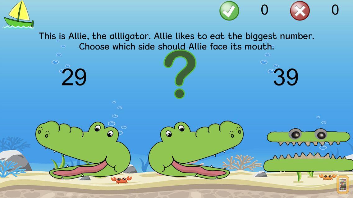Screenshot - Homeschool Kindergarten Math