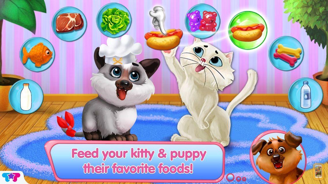 Screenshot - Kitty & Puppy: Love Story