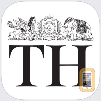 The Hindu News by KASTURI AND SONS LIMITED (iPhone)