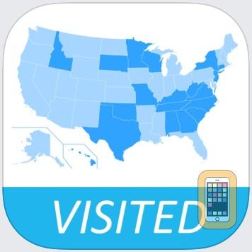 Visited States Map Pro by Li Chenhui (Universal)