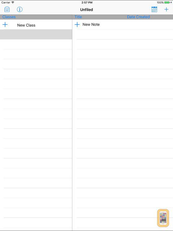 Screenshot - OTB Notebook