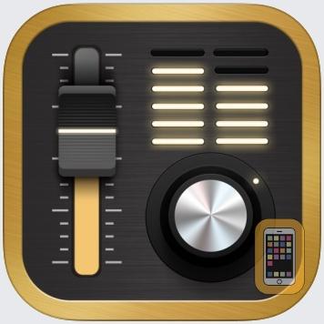 Equalizer+ HD music player by MWM (Universal)