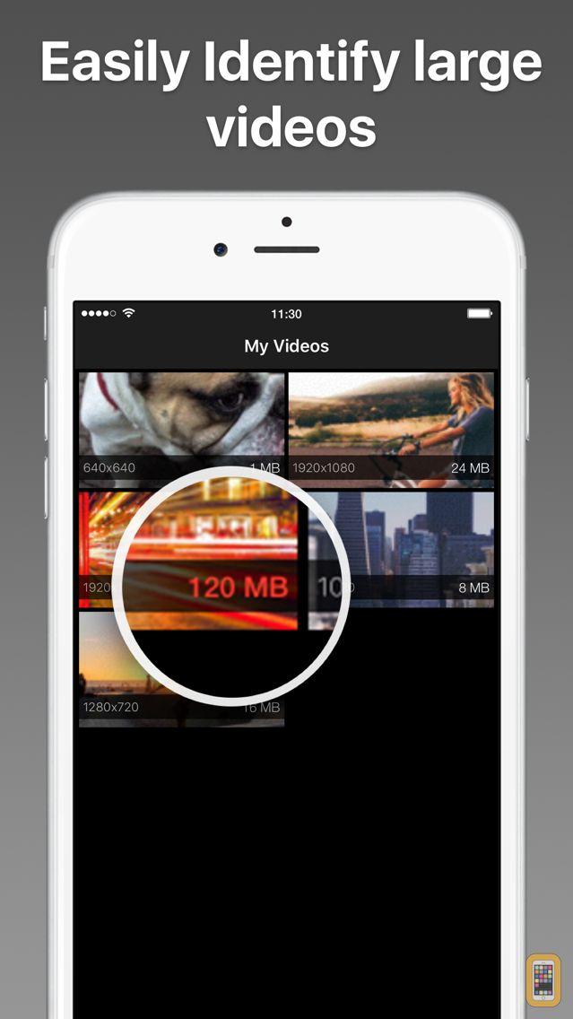 Screenshot - Video Shrinker