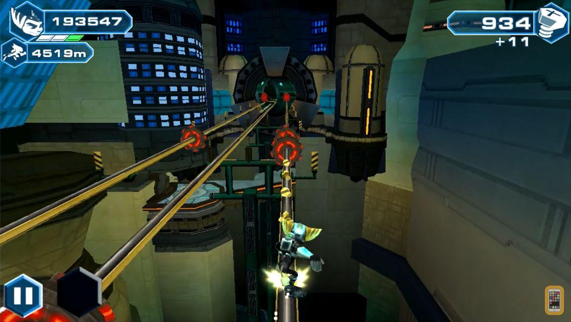 Screenshot - Ratchet & Clank: BTN