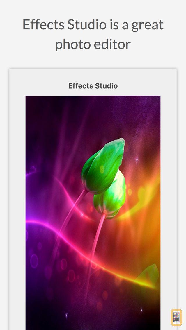 Screenshot - Effects Studio