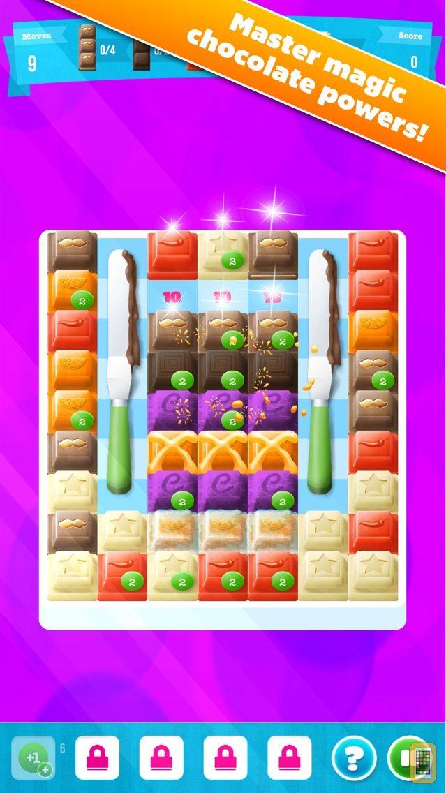 Screenshot - Choco Blocks by Mediaflex Games for Free