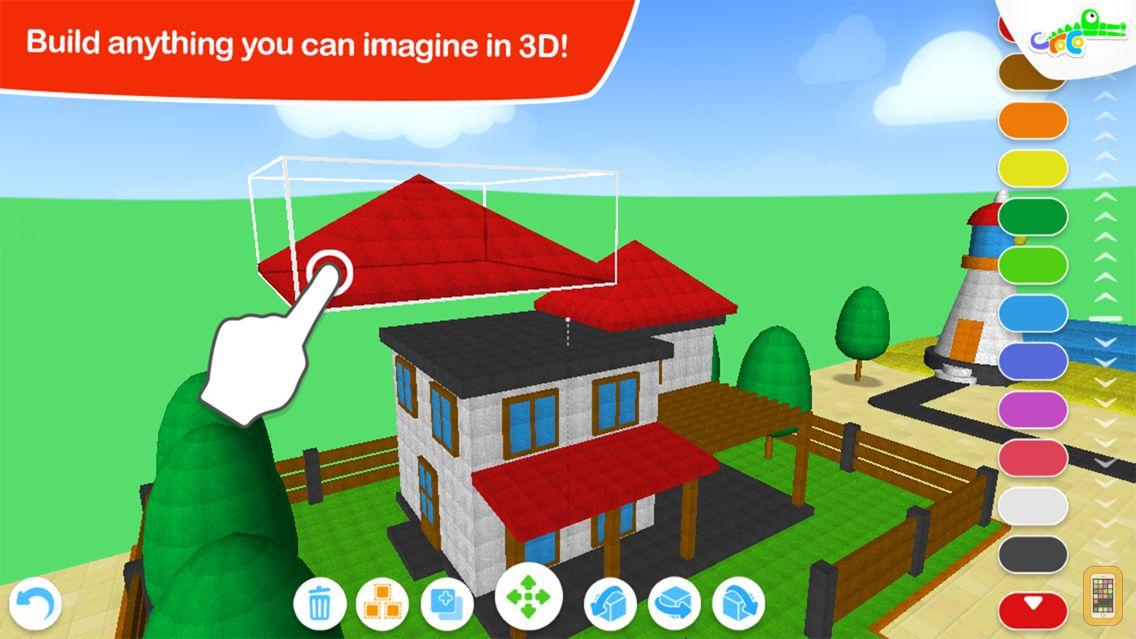 Screenshot - 3D Sketch Studio