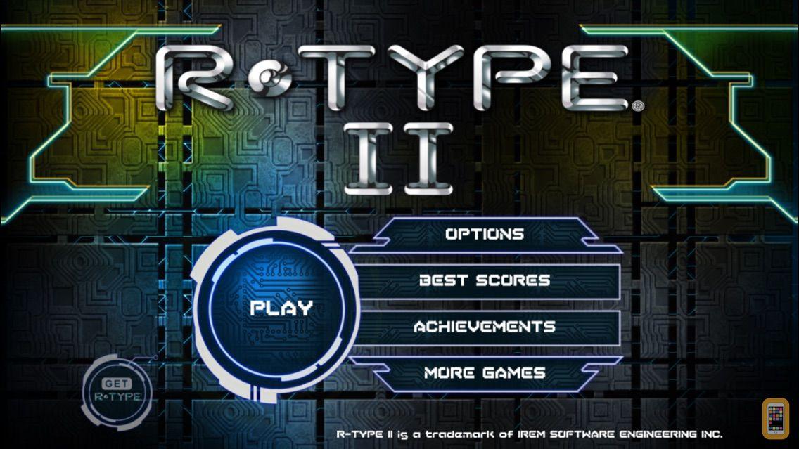 Screenshot - R-TYPE II