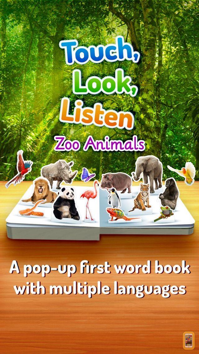 Screenshot - Zoo Animals ~ Touch, Look, Listen