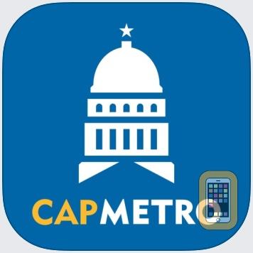 CapMetro by Capital Metropolitan Transportation Authority (iPhone)